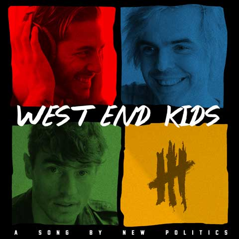 West-End-Kids-New-Politics-cover