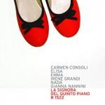 Carmen Consoli, La signora del quinto piano: testo e audio feat. Gianna Nannini, Elisa, Irene Grandi, Emma e Nada