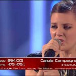 Carola Campagna, Se solo: inedito The Voice of Italy 2015 e colonna sonora The Descendants