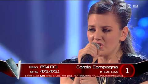 se-solo-video-carola-campagna-the-voice-2015