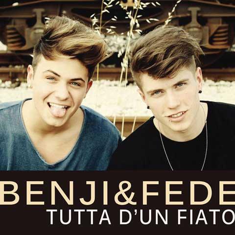 Benji-e-Fede-Tutta-dun-fiato-cover
