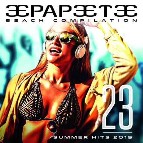 Papeete-Beach-Compilation-Volume-23-cd-cover