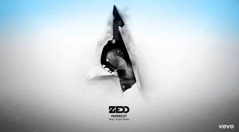 zedd-papercut