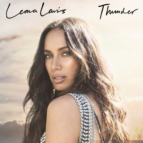Leona-Lewis-Thunder-cover