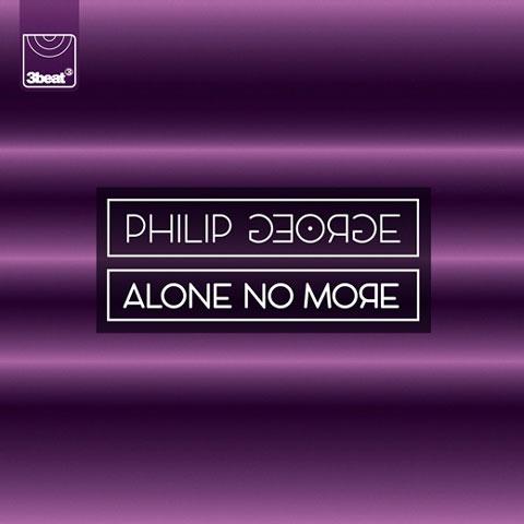 Philip-George-Alone-No-More-cover