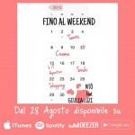 Ntò feat. Giulia Luzi, Fino al weekend: testo e audio