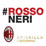Saturnino & Emis Killa, Rossoneri è il nuovo inno del Milan: testo e video ufficiale