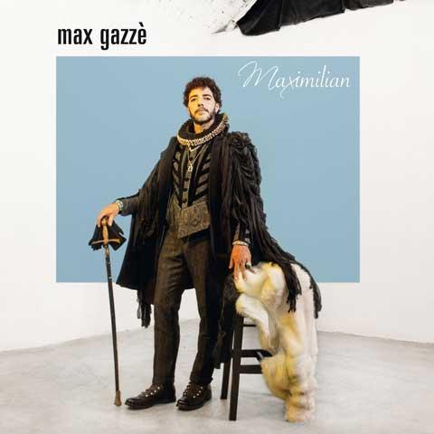 Maximilian-cover-album-max-gazze