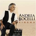 Andrea Bocelli, Cinema è l'album 2015 in uscita: tracklist