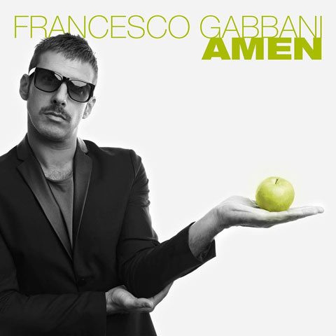 Francesco-Gabbani-amen-artwork