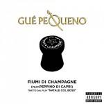 Fiumi Di Champagne singolo di Guè Pequeno feat. Peppino di Capri per la colonna sonora di Natale col boss: audio + testo + video ufficiale