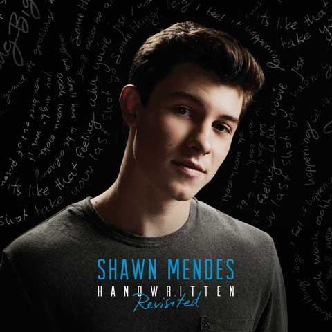 Handwritten-Revisited-album-cover-shawn-mendes