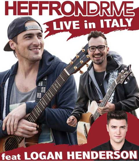Heffron-Drive-feat-Logan-henderson-live-in-italy