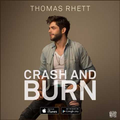 Thomas-Rhett-Crash-and-Burn-single-artwork