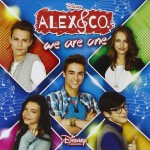 "We Are One colonna sonora della serie tv Disney ""Alex & Co"": tracklist primo album della situation comedy + streaming audio"