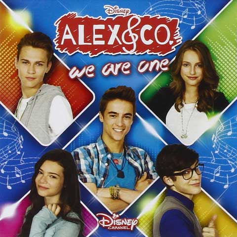 We-Are-One-album-cover-Alex-and-Co
