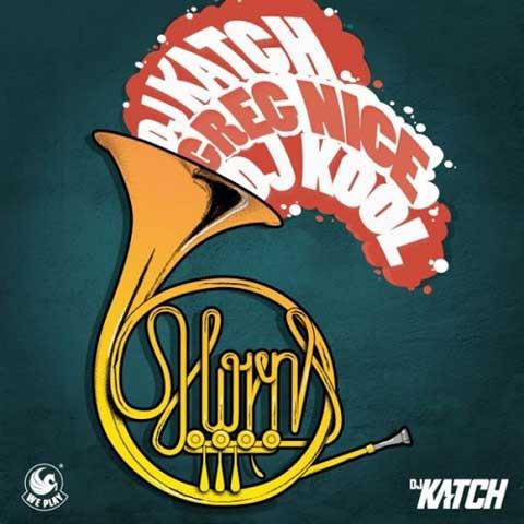dj-katch-the-horns-artwork