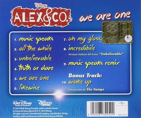 lato-b-copertina-cd-we-are-one-Alex-and-Co