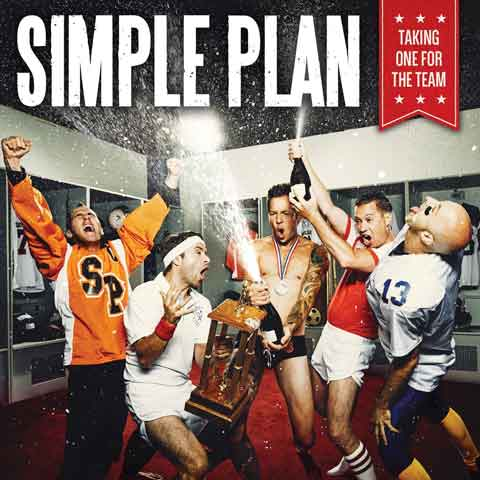 Taking-One-For-The-Team-album-cover-simple-plan