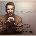 Non siamo soli album 2016 di Giovanni Caccamo in uscita: tracklist e copertina