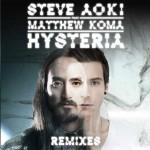 Steve Aoki feat. Matthew Koma, Hysteria Remix: testo, traduzione e audio