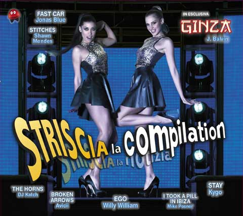 Striscia-La-Compilation-winter-2016-cd-cover