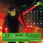 """Vasco Rossi: in uscita """"Tutto in Una Notte Live Kom 2015"""": scaletta del concerto registrato a Napoli il 3 Luglio"""