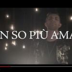 Non so più amare nuovo singolo di Marco Carta in radio: testo e audio + video ufficiale