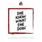 Aaron Carpenter – She Know What She Doin': testo, traduzione e audio