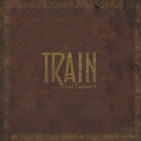 does-Led-Zeppelin-II-album-cover-train
