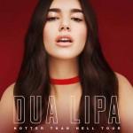 Dua Lipa: il tour 2016 prevede un concerto in Italia (Milano): informazioni e biglietti