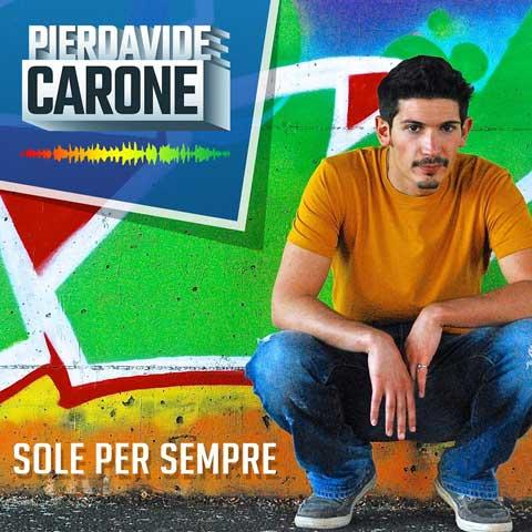 Pierdavide-Carone-Sole-per-sempre-cover