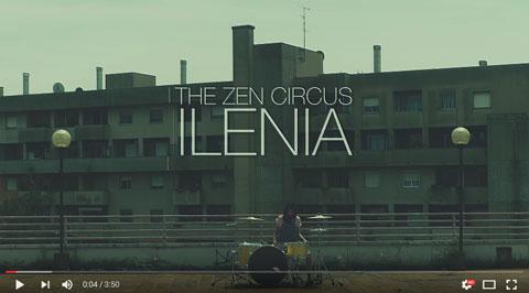 ilenia-videoclip-the-zen-circus