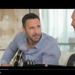 """Biagio Antonacci & Pino Daniele in """"One Day (Tutto prende un senso)"""": video (con Raoul Bova) e testo"""