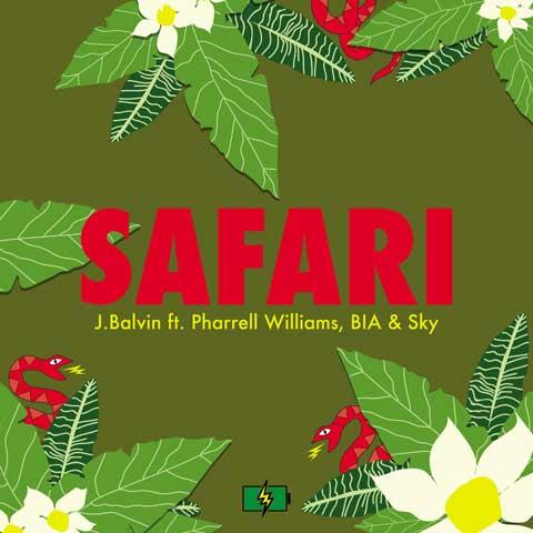 j-balvin-safari-cover