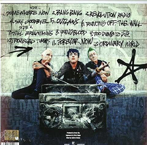 lato-b-cover-vinile-revolution-radio-greenday
