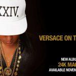 Bruno Mars: ascolta la nuova canzone Versace On The Floor + testo e traduzione + remix