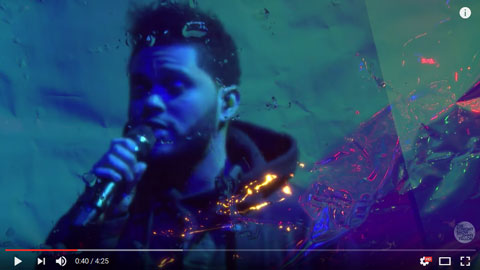 i-feel-it-coming-live-videoclip-the-weeknd