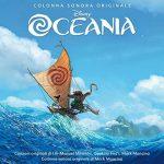 Oceania (Moana): la colonna sonora del film (standard e deluxe) – Audio
