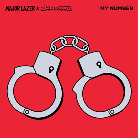 copertina-my-number-major-lazer-bad-royale