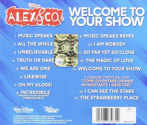 lato-b-copertina-cd-welcome-to-your-show-alex-and-co