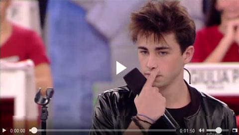 sei-mia-live-video-amici-riccardo-marcuzzo
