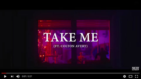 take-me-videoclip-nicky-romero