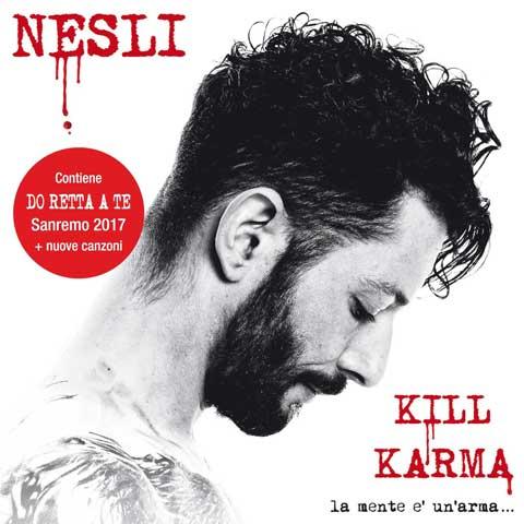 copertina-album-nesli-Kill-Karma-La-mente-e-un-arma