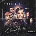 Tokio Hotel: ascolta il nuovo album Dream Machine