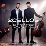 """I 2Cellos e il nuovo album """"Score"""" con le colonne sonore cinematografiche: titoli canzoni e audio"""