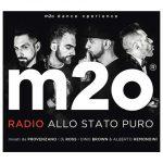 M2o Dance Xperience – La Compilation Allo Stato Puro in triplo CD: titoli delle canzoni
