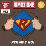 """I Rimozione e il singolo """"Per me è no"""": audio e testo + video"""