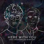 Lost Frequencies & Netsky nel nuovo singolo Here With You ft. Amy Yon: audio, testo e traduzione + video