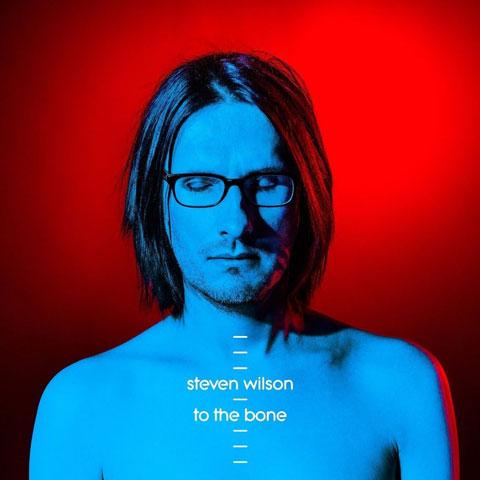 steven wilson to the bone cover cd